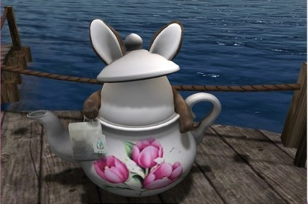 OpenSim grids celebrate Easter – | Virtual Worlds, Virtual Reality & Role Play | Scoop.it