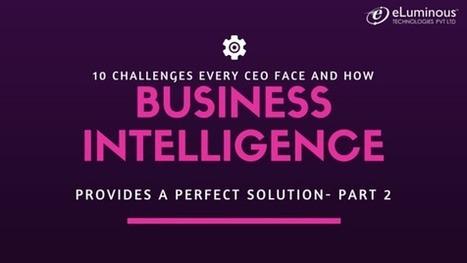 Business Intelligence Services - 2   eLuminous Technologies   PHP development Company   Scoop.it