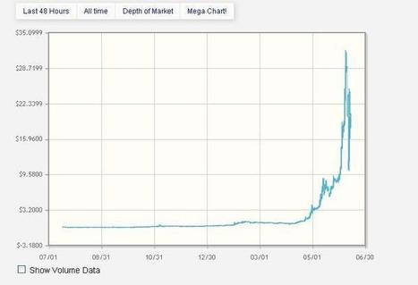 "The first Bitcoin Crash - broadstuff | L'impresa ""mobile"" 