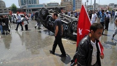 Turkey protesters return to Ankara and Istanbul streets - BBC News   games   Scoop.it