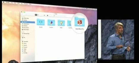 iCloud Drive, nuevo sistema de almacenamiento de archivos lanzado por Apple. | Herramientas y aplicaciones para la empresa. | Scoop.it
