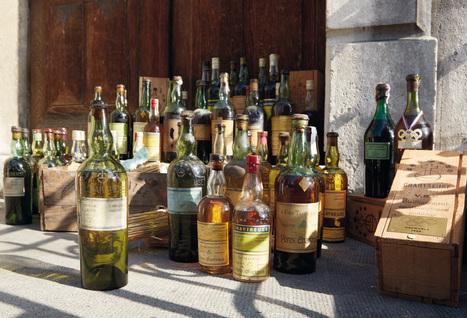 Exceptionnelle vente aux enchères de Chartreuse   liqueur Chartreuse   Scoop.it