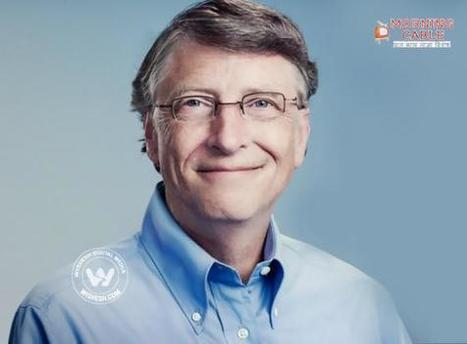 Bill Gates regained his title of the World's richest person in 2015. | Morning Cable | Scoop.it