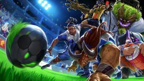 Superfans assemble!   League of Legends   All is Violent   Scoop.it