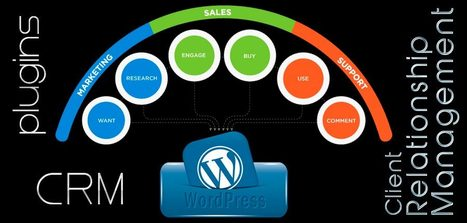 6 Plugins CRM WordPress para tu Negocio | Elche Se Mueve | Scoop.it