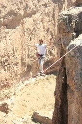 La slackline s'organise   ski de randonnée-alpinisme-escalade   Scoop.it