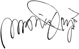 Calligraphy and art Monica Dengo | Calligraphic titles, letters by hand | Calligraphy | Scoop.it