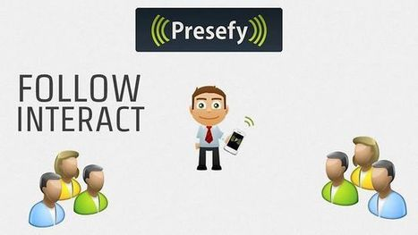 Broadcast your Presentation to Student Devices using Presefy - Instructional Tech Talk   21st Century Concepts-Technology in the Classroom   Scoop.it