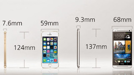 iPhone vs HTC | SI-FI WIKI | Scoop.it
