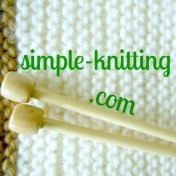 Learn How to Knit with Easy Knitting Instructions | Knowledge Sharing | Scoop.it
