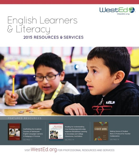 Publications + Resources — WestEd | professional learning | Scoop.it