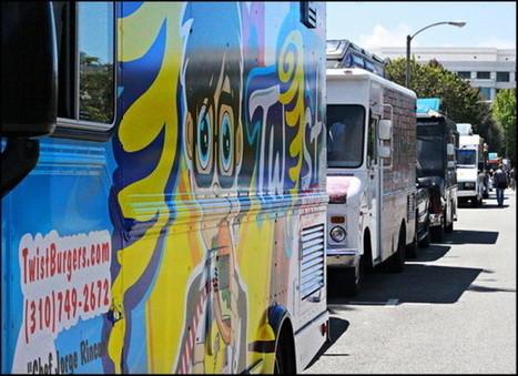 FOOD TRUCKS: Festival spotlights effort to change regulations - Press-Enterprise (blog) | City Camp - Food | Scoop.it