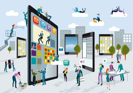 Mobile Advertising. What is the Next Big thing that Businesses Should Gear up for? | TeamMangoMedia | How to Enable Effective Communication with Customers? | Scoop.it