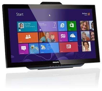 un moniteur tactile Full HD pour toutes les activités multimédia | Web | Scoop.it