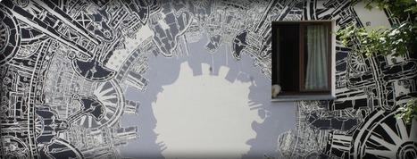 Street-art and Graffiti | FatCap | One Man's Personal Interest: An Exploration of Street Art and Propaganda | Scoop.it