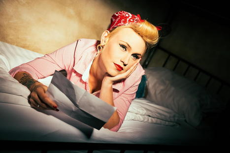 Capturing Pin Ups With The Captivating Photography of Michael Bergmann | Rockabilly | Scoop.it