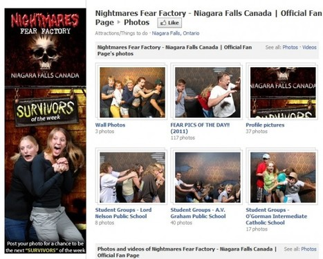How Social Media Increased A Haunted House's Web Traffic By 10,000% | Psychology of Consumer Behaviour | Scoop.it