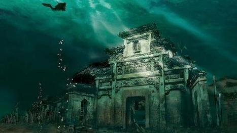 The ancient lost city of Shi Cheng lies deep underwater   Ancient World History   Scoop.it