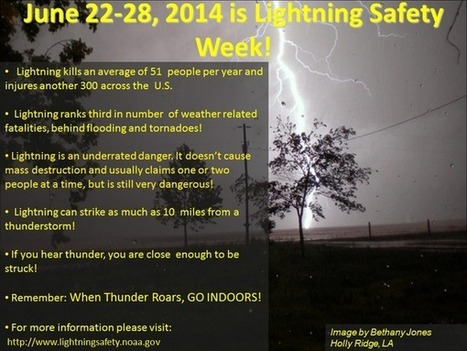 Tweet from @NWSJacksonMS | Personal Protection | Scoop.it