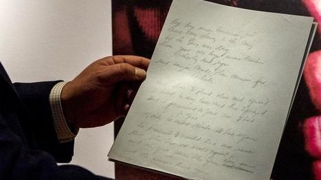 Les paroles d'American Pie valent de l'or - le Figaro | Bruce Springsteen | Scoop.it