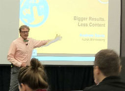 Andrew Davis Offers 5 Secrets to Bigger, Better Marketing Results with Less Content | Content Marketing | Scoop.it