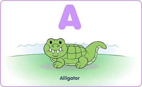 ABC Zoo Animals Game   ESL & GBL 遊戲學習   Scoop.it