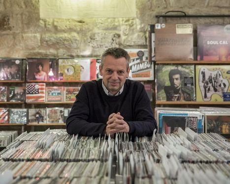 « Parler musique avec un vendeur passionné » - David Godevais - Libération   Bruce Springsteen   Scoop.it
