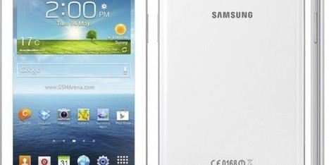 Samsung Galaxy Tab 3 7.0 Review [Tablet] | Geeks9.com | Technology | Scoop.it