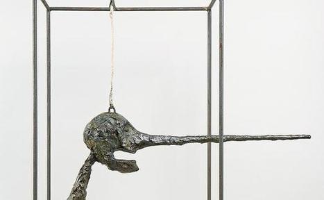Giacometti sort de sa cage à grenoble   Expositions d'art moderne   Scoop.it