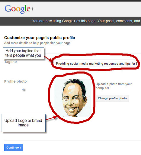 Google+ Announces Pages for Business and Brands | Jeffbullas's Blog | Google+ Guide | Scoop.it