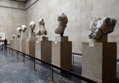 El Museo Británico se ofrece a hablar de un préstamo de frisos del Partenón | Mundo Clásico | Scoop.it
