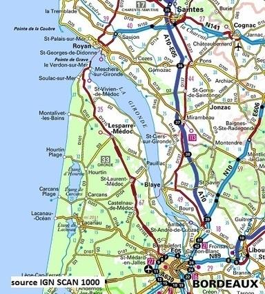 Vacances autour du l'estuaire de la Gironde - Charente Maritime et Gironde | Bienvenue dans l'estuaire de la Gironde | Scoop.it