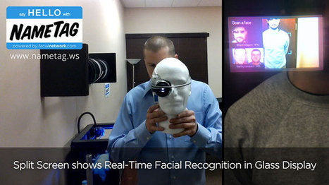 Five Issues Of Facial Recognition Software - Techli   Criminal Justice-Aspect 1   Scoop.it