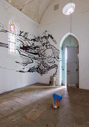 L'association L'art dans les chapelles. Art contemporain et patrimoine religieux en Bretagne | L'art contemporain exposé en milieu rural | Scoop.it