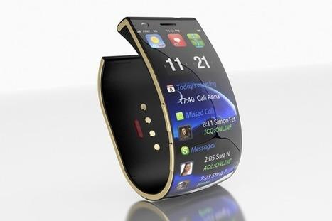 Smile : le premier smartphone qui se porte au poignet | Actinnovation© | le 2eme souffle de la téléphonie | Scoop.it