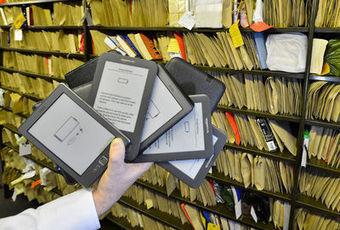 Papier fait de la résistance: pourquoi le livre numérique ne s'impose pas (encore) | édition numérique | Scoop.it
