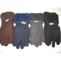 Wholesale Fleece Gloves w/ Fur Top - at - AllTimeTrading.com   Winter Gloves   Scoop.it