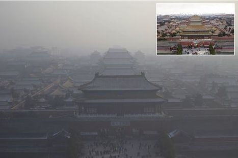 "#Pollution en #Chine: ""#Airpocalypse"" 