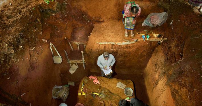 The Secrets in Guatemala's Bones | The New York Times | Amériques | Scoop.it