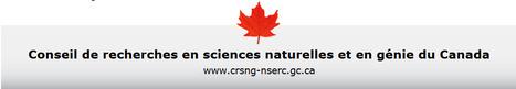 17 cégeps voient leurs projets de recherche retenus par le Conseil de recherches en sciences naturelles et en génie du Canada | La recherche dans les cégeps | Scoop.it