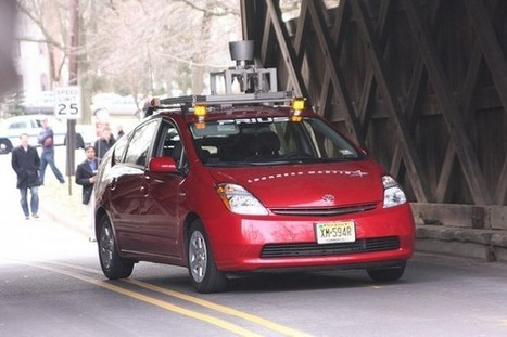 Will Driverless Cars Dominate Our Future? | Driverless Cars | Scoop.it