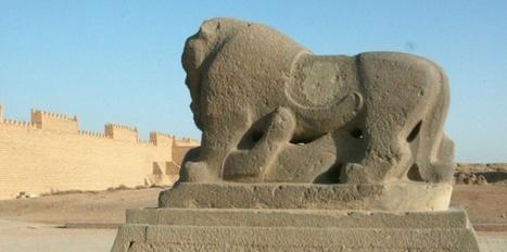 Les Babyloniens à l'école   Aux origines   Scoop.it