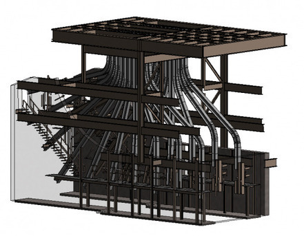 BIM & BEAM: Laser technology & 3D modeling using Revit | Building Information Modeling | Scoop.it