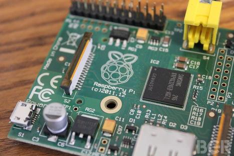 Raspberry Pi manufacturing moves to U.K. to meet high western market demand - BGR | Raspberry Pi | Scoop.it