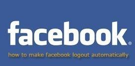 how to make facebook logout automatically ~ hz1993 blog   hz1993 tech blog   Scoop.it