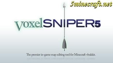 VoxelSniper 1.6.4/1.7.1 | rrr | Scoop.it
