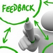The Power of Frequent Feedback: It's a Key to Driving Better Productivity | Giving feedback | Scoop.it
