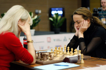 chessblog.com - Alexandra Kosteniuk's Chess Blog   Chess on the net   Scoop.it