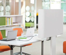 How Technology is Changing Conferencing Rooms, Work Spaces and Classrooms | What Makes A Workspace Healthy | Scoop.it