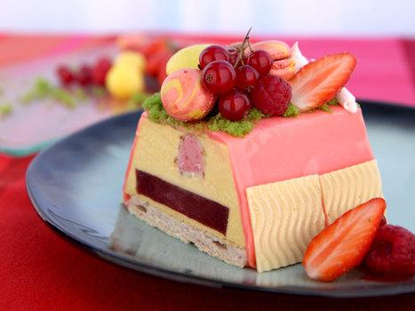 Gâteau d'anniversaire aux fruits   Actualité de la gastronomie   Scoop.it